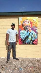 Muzi Phiri LAE LAEHQ Living Artists Emporium