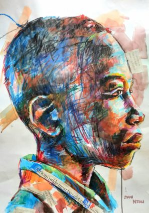 Danisile Njoli LAE LAEHQ Living Artists Emporium