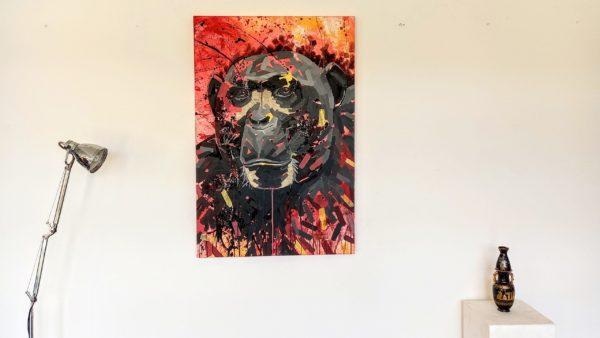 Ape Lee Living Artists Emporium LAE LAEHQ