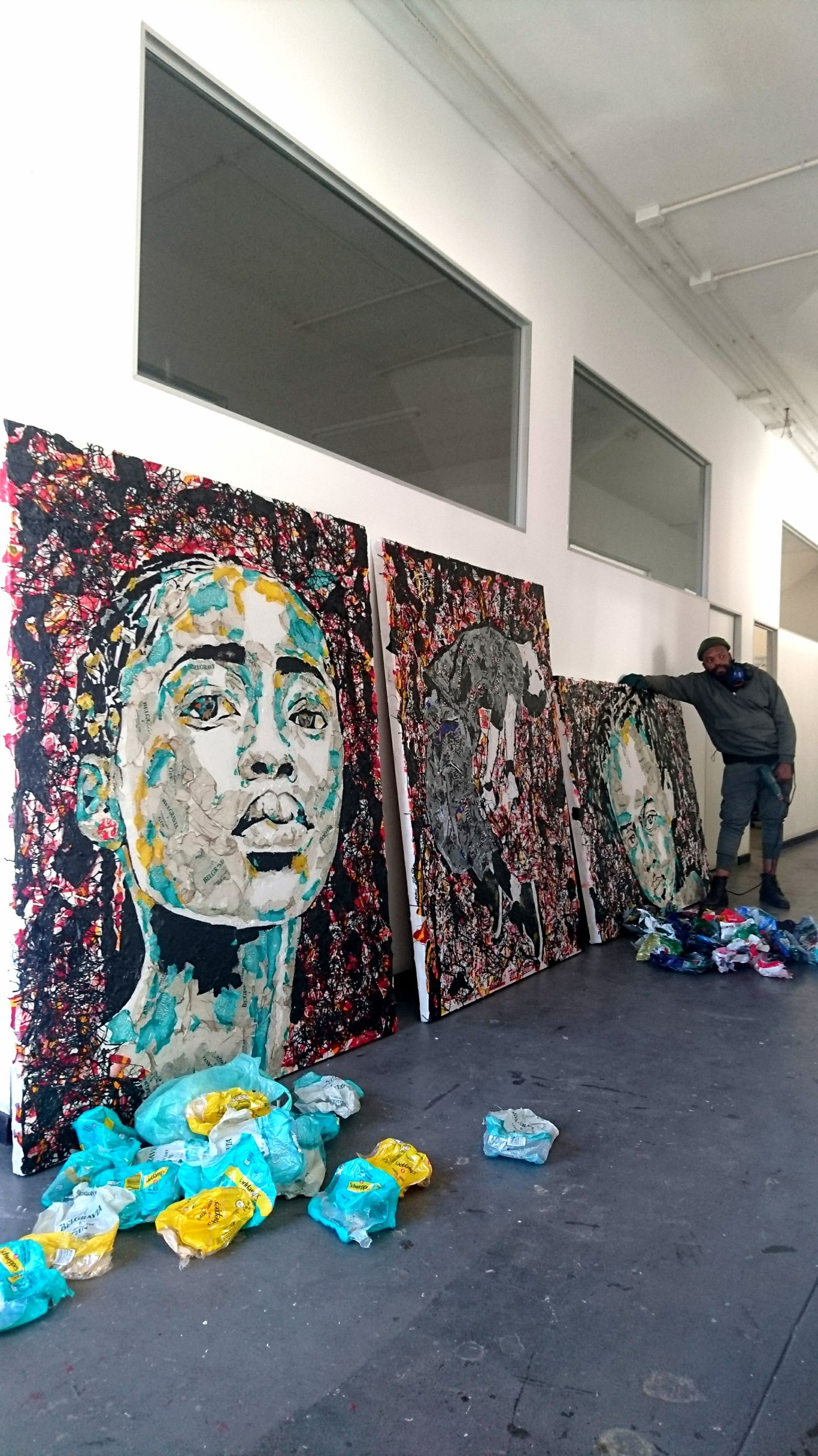 pro thusi LAE LAEHQ Living Artists Emporium