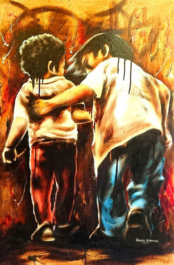Thabiso Dakamela LAE LAEHQ Living Artists Emporium