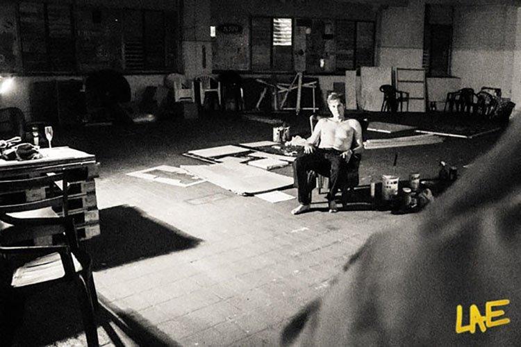 Conrad Bo LAE LAEHQ Living Artists Emporium
