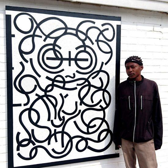 Khotso Kupi LAE LAEHQ Living Artists Emporium